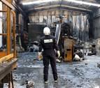 Así investiga la Guardia Civil qué ha ocurrido en un incendio