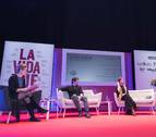 Verónica Forqué abre el Congreso de la Vida Buena en Tudela
