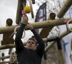 'Gladiator's Day' batió su récord de inscritos con 750 participantes en Zuasti