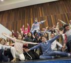 Cantantes de ópera por un día sobre tablas