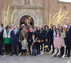 La subasta de pasos de la Semana Santa recauda 1.060,6 € en San Adrián