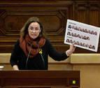 El Parlament defiende poder investir a Puigdemont y Sànchez y pide su libertad