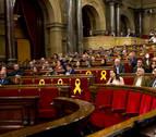 El Parlament reivindica a Puigdemont y el soberanismo prepara una alternativa