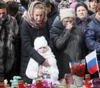 Putin reforzará la seguridad en los centros comerciales tras el incendio en Kemerovo