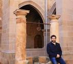 Un libro desentraña los símbolos del claustro del Monasterio de Fitero
