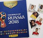 El álbum del Mundial, gratis con Diario de Navarra