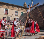Andosilla celebra este viernes la Pasión Viviente