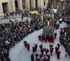 Testimonios en la Hermandad de la Pasión del Señor de Pamplona