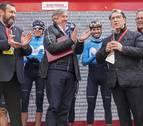 Homenaje a José Miguel Echávarri por una vida dedicada al ciclismo