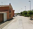 Una mujer, herida por inhalación de humo en un incendio en Buñuel