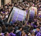 El PSOE pide al Gobierno que apoye que las tamborradas sean patrimonio cultural