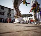 Actos del domingo en Semana Santa en Navarra