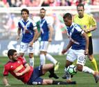 Osasuna se estrella en El Sadar contra un Tenerife rocoso