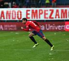 Javier Flaño y Oier, novedades en Osasuna para enfrentarse al Tenerife