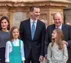 ¿Qué hizo Don Juan Carlos ante el rifirrafe entre la reina Letizia y doña Sofía?