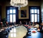 La Mesa del Parlament acepta la delegación de voto de Puigdemont