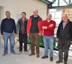 Los agricultores de la comarca piden ya el agua del Canal de Navarra