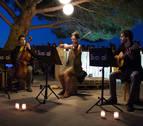 Mañana, concierto solidario en Zentral a favor de los refugiados