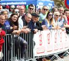 Expectación por los navarros en la Vuelta al País Vasco
