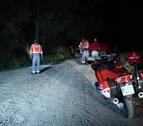"""Copiloto del desaparecido en Lodosa: """"Lo intenté, pero no pude hacer nada por salvarle"""""""