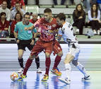 El Aspil-Vidal cayó 3-1 en Murcia pagando cara su falta de pegada