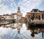 Una ciudad holandesa pinta con ciencia sus calles para retar a la población