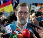Rajoy respeta a la justicia alemana y asegura que no ha hablado con Merkel