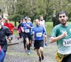 300 corredores desafían a la lluvia en la Ciudadela