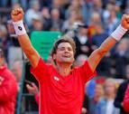 La épica de Ferrer remata la faena para meter a España en semifinales de la Davis