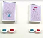 Elvira Palazuelos estrena la exposición 'Sites in between' en el Sario
