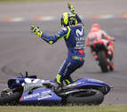 Rossi, sobre Márquez: