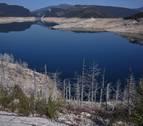 Los embalses de la cuenca del Ebro, al 77% tras bajar en una semana un 1,7%