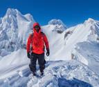 Camacho parte hacia el Everest