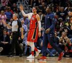 Mirotic cierra la fase regular de la NBA en plan estrella