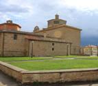 Allo rehabilitará los jardines de la basílica del Santo Cristo de las Aguas