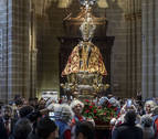 Todo preparado para el retorno definitivo de San Fermín este domingo