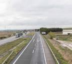 Agricultores de Cadreita denuncian que la autopista actúa como dique