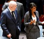 EE UU cree necesario responder en Siria tras el ataque químico