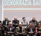 Ibarretxe y Garaikoetxea reclaman un nuevo estatus para Euskadi y Navarra