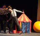 El ciclo Baluarte Txiki se clausura con 'Sueña el circo'