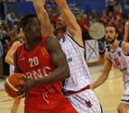 El Basket Navarra dio la cara ante el campeón