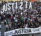 El Gobierno de Navarra espera que la manifestación por el caso de Alsasua sea