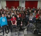 Concierto de La Pamplonesa con alumnos de Joaquín Maya sobre bandas sonoras