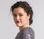 La soprano navarra María Ayestarán, premiada en Logroño