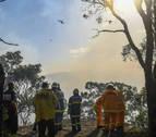 Un incendio amenaza dos barrios de Sídney, la ciudad más poblada de Australia