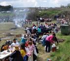 Los corellanos, de romería a la ermita del Villar