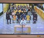 Trasladan a la Audiencia Nacional a 4 de los condenados de Alsasua para decidir si entran ya en prisión