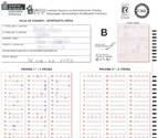 Detienen a dos vecinos de Berriozar por suplantación de identidad en un examen