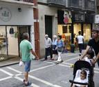 Carmen Alba acompaña un registro de la seguridad del subsuelo de Pamplona