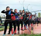 Tres navarros se clasifican para el Campeonato Mundial de tiro con arco